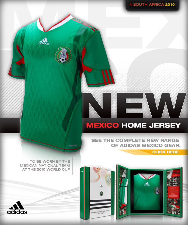 Images clothes of the 2010 World Cup teams 7610