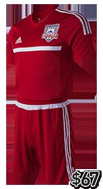 adidas MLS Match 15 Kit