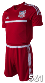 adidas MLS Match 15 Kit
